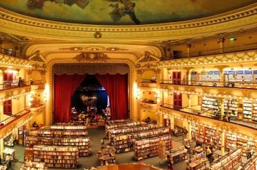 librerie di Buenos Aires