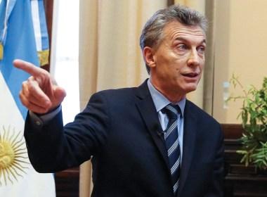 argentina macri elezioni cristina