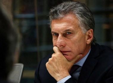 mauricio macri elezioni argentina 2019 candidato