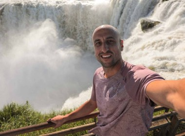 addio Manu Ginóbili video cascate iguazú