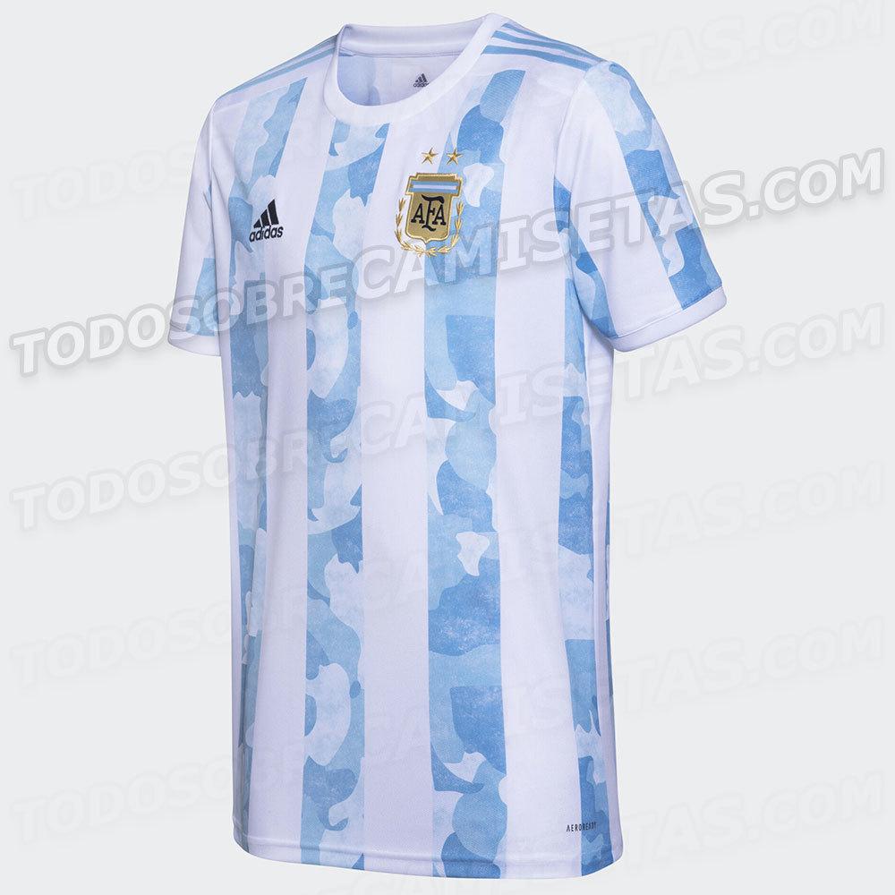 nuova maglia adidas selección argentina 2021 2022