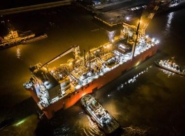 argentina gas gnl produzione export vaca muerta