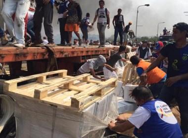 venezuela aiuti umanitari argentina