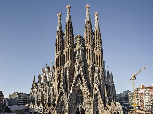 "La Sagrada Familia: ""The Cathedral of the Poor"""