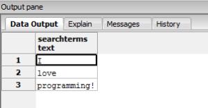 postgres | Programming & Mustangs!