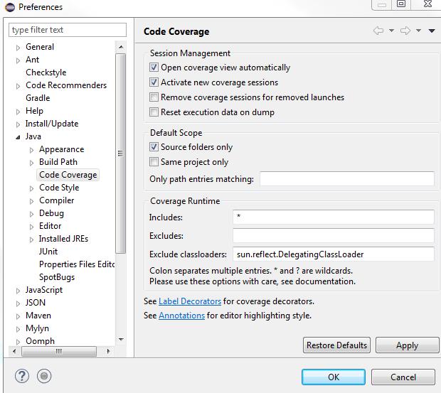 java – Programming & Mustangs!