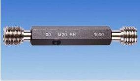 Metric thread gauges