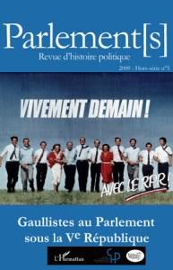 62415gaulliste:Revue parlement d'hist. 155x24