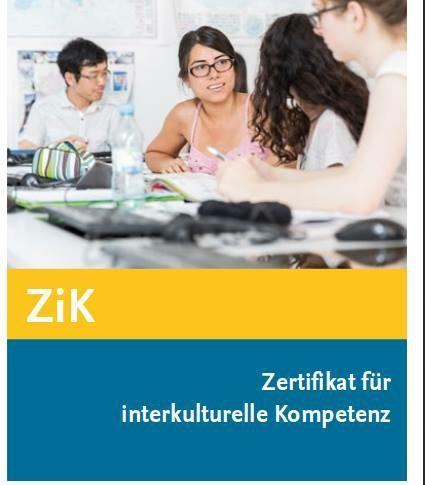 Gauss-Advice: ZiK – Zertifikat für interkulturelle Kompetenz