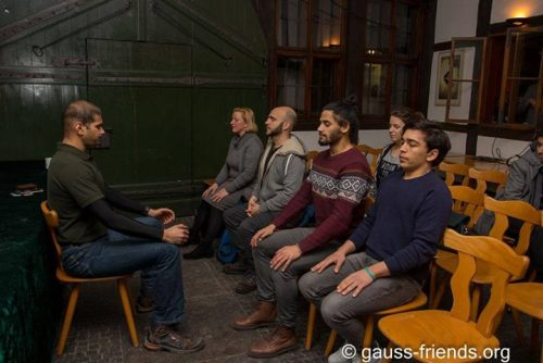YOGA- Breathing course (Prānāyām)