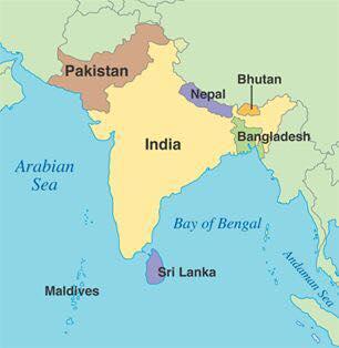 Indischer Subkontinent