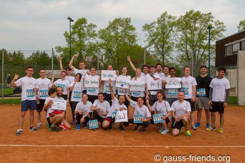 Runners' meet-up