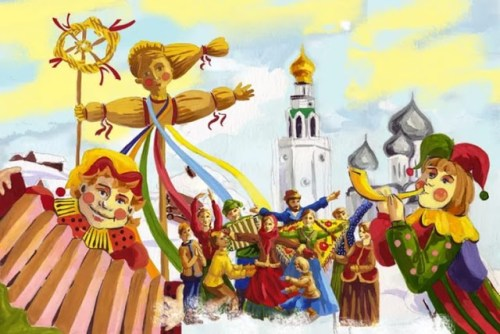 Maslenitsa: Butterweek Festival