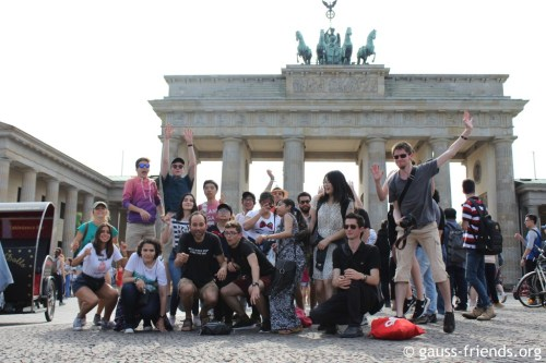 Day trip to Berlin