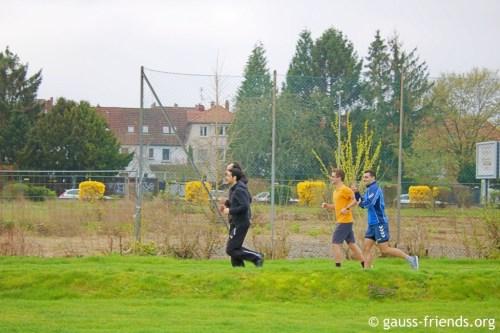 International Runners' meet-up