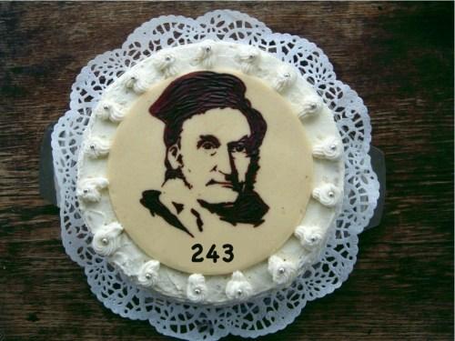 Gauss' Birthday