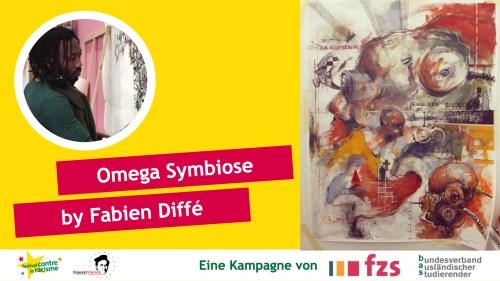 "Art exhibition ""Omega Symbiose"""