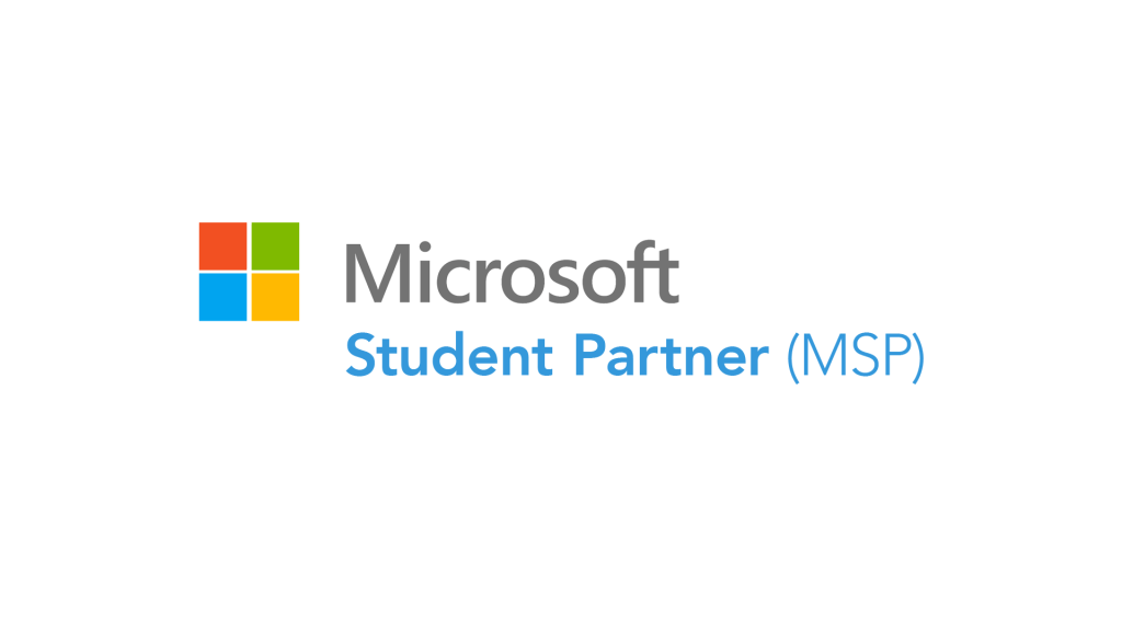Got selected as Microsoft Student Partner