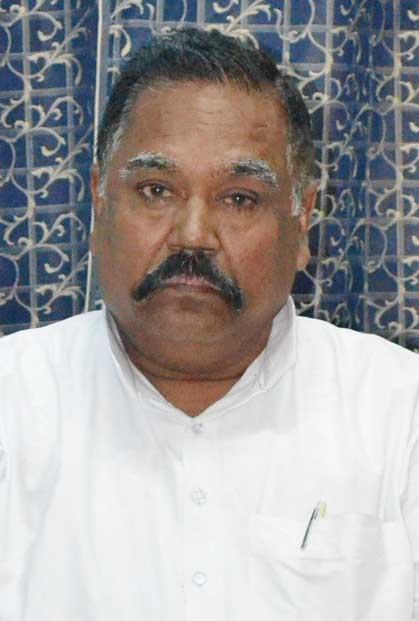 पूर्व राज्यमंत्री भगवान सिंह शाक्य भाजपा में शामिल