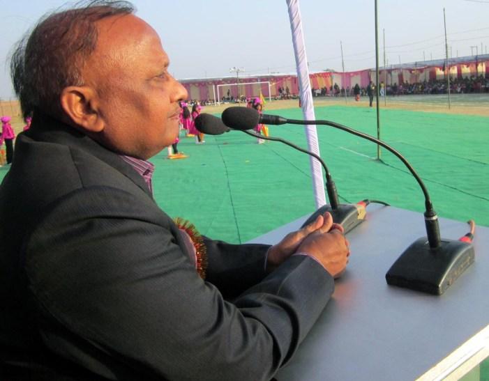 कठिन परिश्रम से मिलती है सफलता: शंभूनाथ