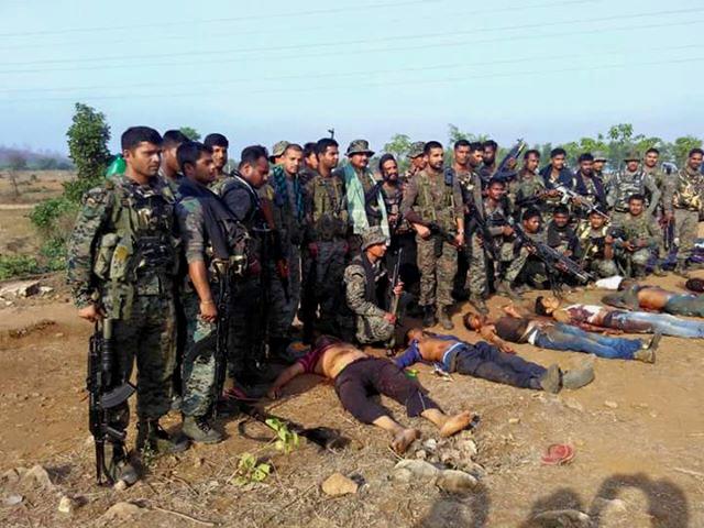 भारतीय सेना ने इतिहास रचा, म्यांमार में मारे 15 उग्रवादी