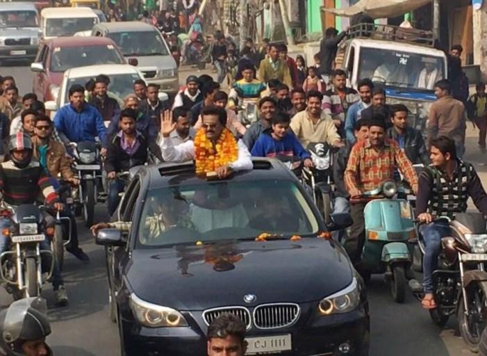 मैं चुनाव मैदान में आम जनता को उसका गौरव वापस दिलाने आया हूँ: खालिद
