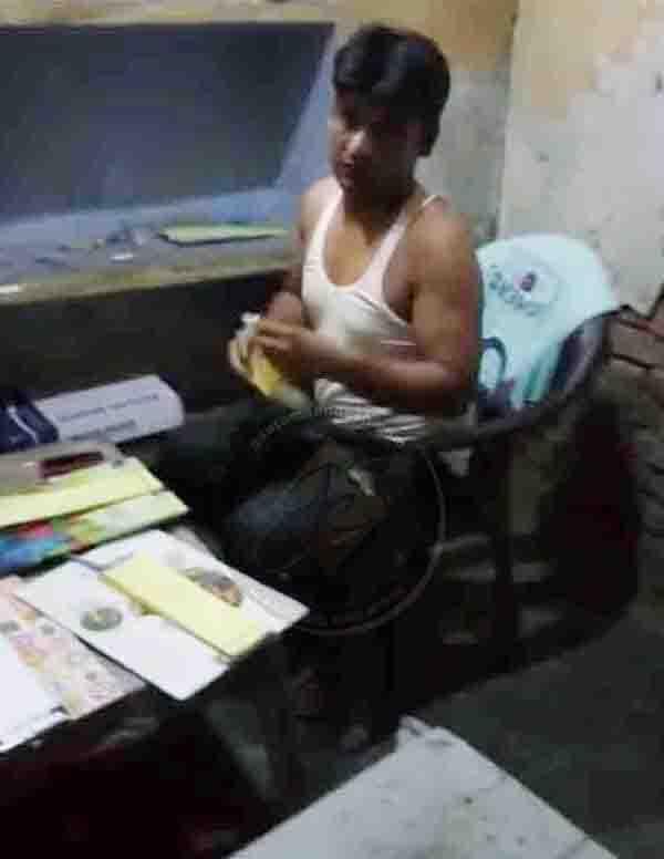 सट्टे की खाईबाड़ी करते हुए भारतीय जनता पार्टी के नेता का भतीजा गिरफ्तार