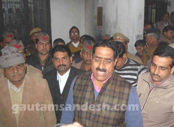 दलित हत्या कांड में फांसी की सजा पा चुके पातांजली के भाई की मौत
