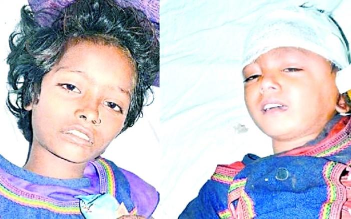पंजाब से बिहार जा रहे पिता-चाचा ने तीन बच्चियों को ट्रेन से फेंका