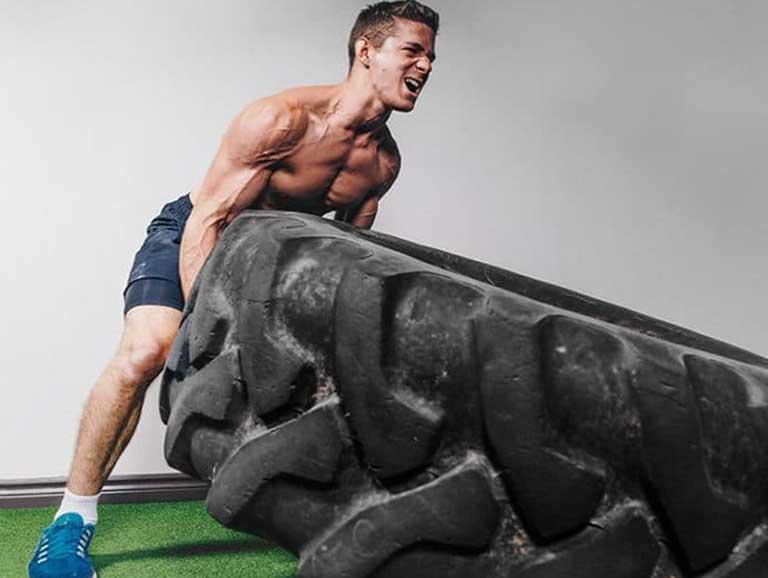 אימון יתר עלול לפגוע בפוריות