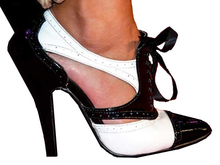 נעלי עקב לא תורמים דבר לבריאות