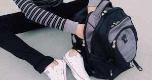 כאבי גב בגלל תיק בית ספר