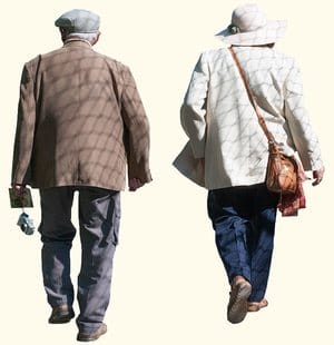 הליכה למניעת דלקת פרקים ניוונית