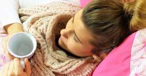 חוסר שינה עלול לגרום להצטננות