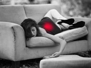 תנוחות שינה והתפתחות כאבים