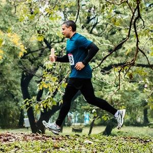 להחליף נעלי ריצה