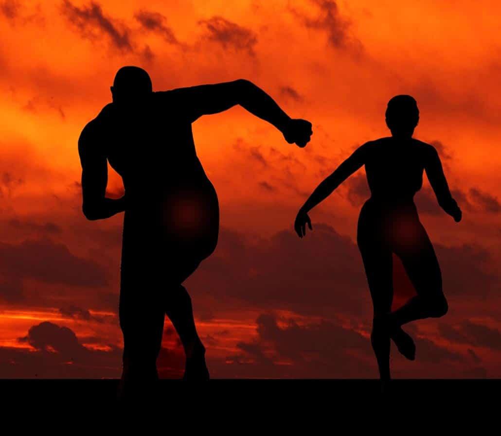 קרע לברום בירך האם להפסיק לרוץ
