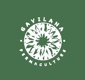 Gavilana logo - blanco