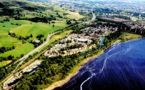 Aerial Photo of Old Kilpatrick