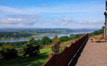 Summer view at Gavinburn
