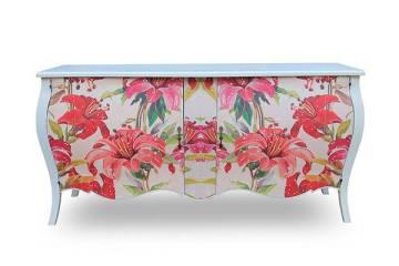 vintage motif flower 008