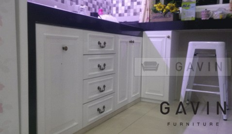 kitchen set klasik modern