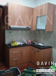 Kitchen Set Mungil Finishing HPL