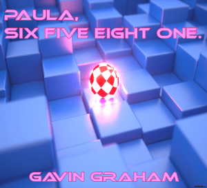 Paula Six Five Eight One Cover