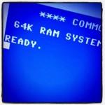 Commodore 64 Screen