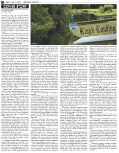 Orlando Tribune - Wekiva River 2007 Gavin P Smith