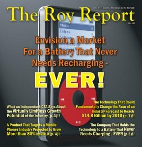 Roy Report Article - AC Energy 2007 Gavin P Smith