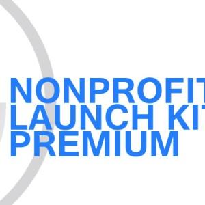 Gavin Consulting - Nonprofit Launch Kit - Premium
