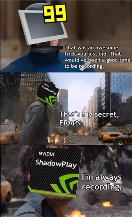 How to use ShadowPlay on unsupported NVIDIA GPUs