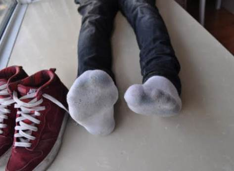 lascars en chaussette 21